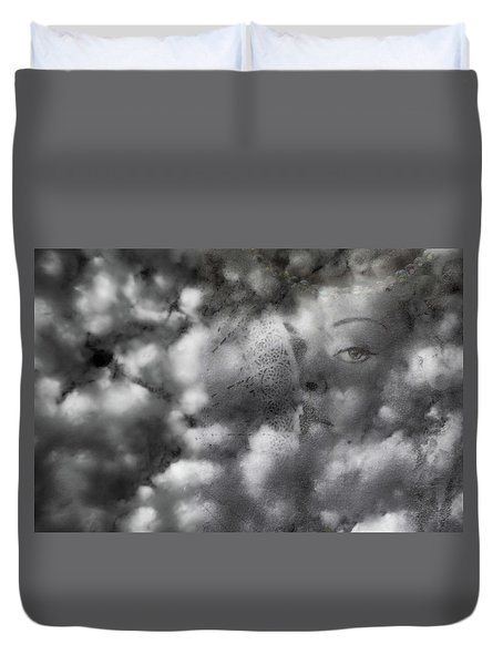 Lucy In The Sky... Duvet Cover