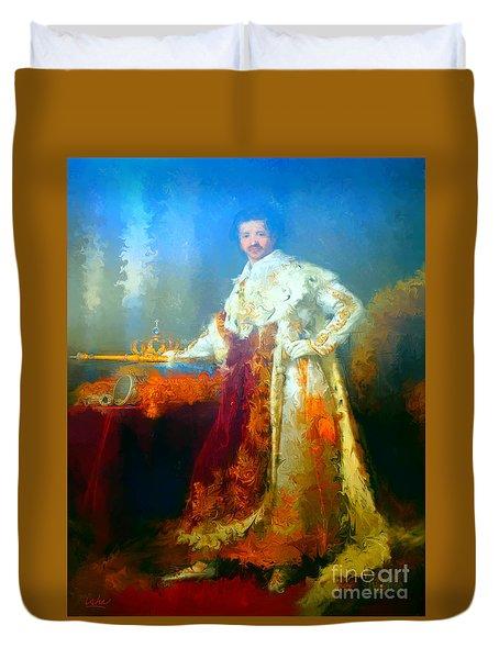 Ludwig I Of Bavaria Duvet Cover