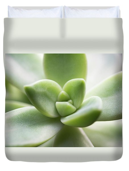 Luminous Duvet Cover