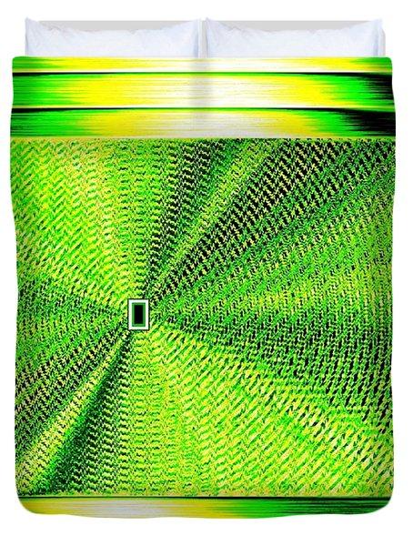 Luminous Energy 14 Duvet Cover by Will Borden