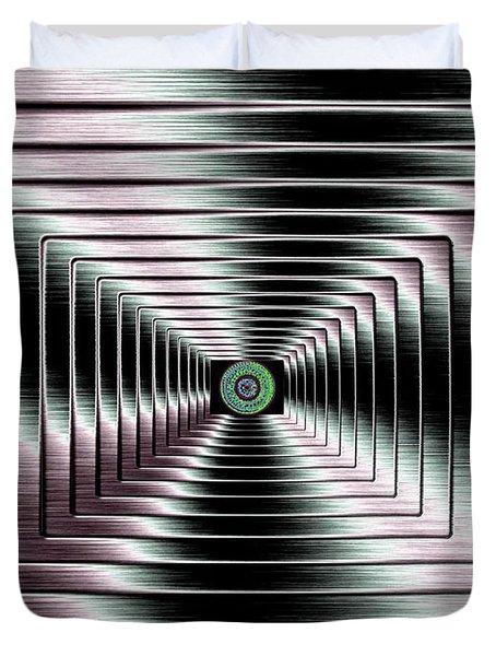 Luminous Energy 4 Duvet Cover by Will Borden