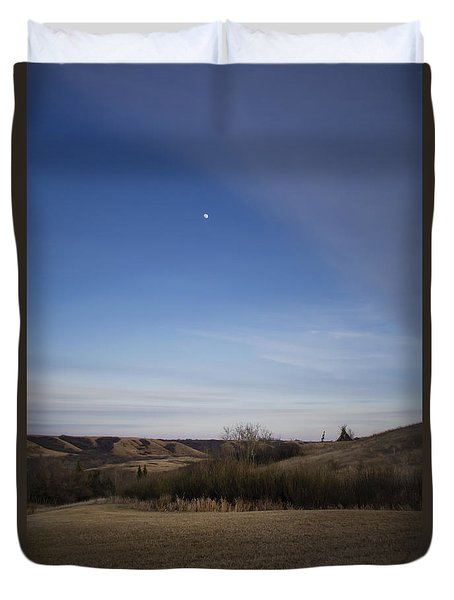 Lumsden Moon Rising Duvet Cover