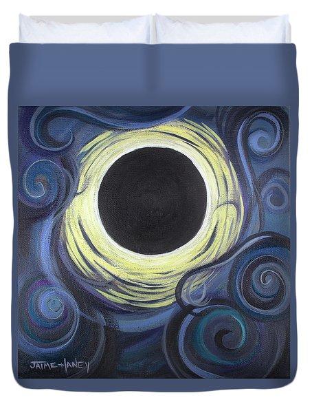 Luna Synchronicity Duvet Cover