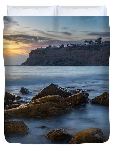 Lunada Bay Duvet Cover