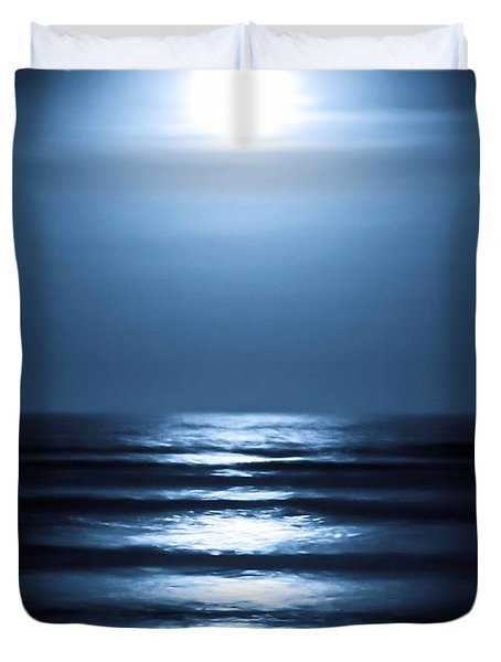 Lunar Dreams Duvet Cover
