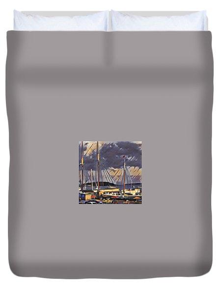 Lunenberg Duvet Cover