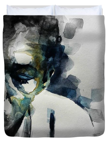 Lush Life  John Coltrane  Duvet Cover