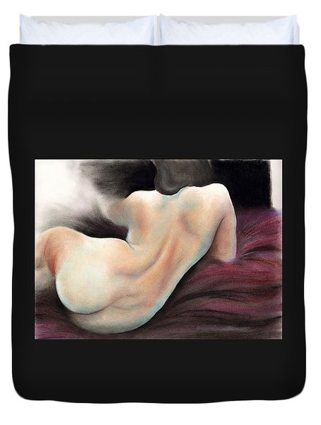 Lush Duvet Cover by Scott Kirkman