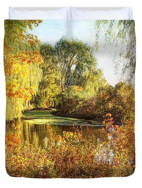 Luxurious Autumn Duvet Cover