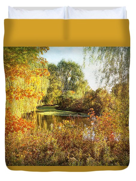 Luxurious Autumn Duvet Cover