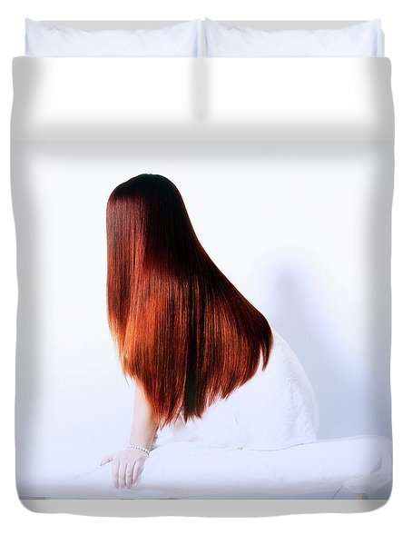 Hair Duvet Cover
