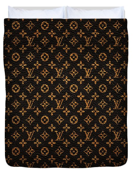 Lv Pattern Duvet Cover