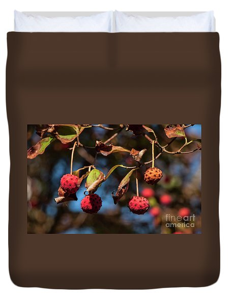Lychees Duvet Cover