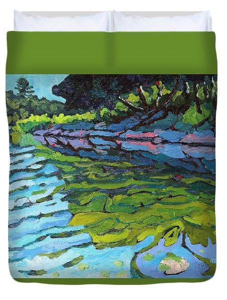 Lyndhurst Shoreline Duvet Cover