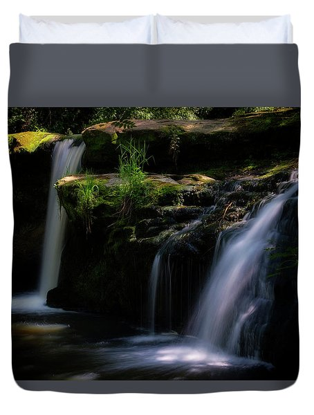 Lynn Mill Waterfalls Duvet Cover