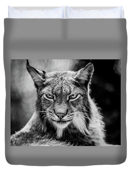 Lynx Portet Duvet Cover