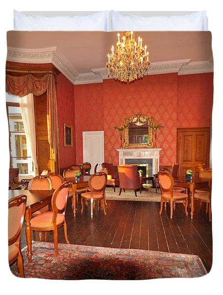 Lyrath Estate Hotel Dining Duvet Cover