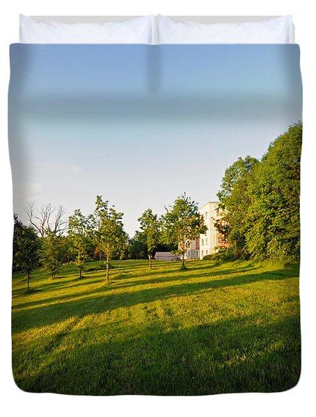 Lyrath Estate Hotel Grounds Duvet Cover