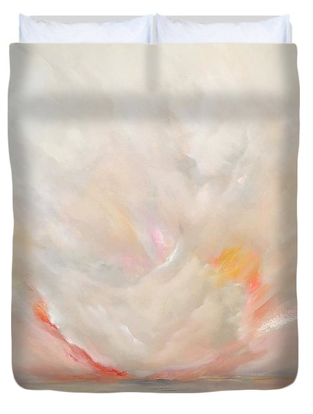 Lyrical Duvet Cover