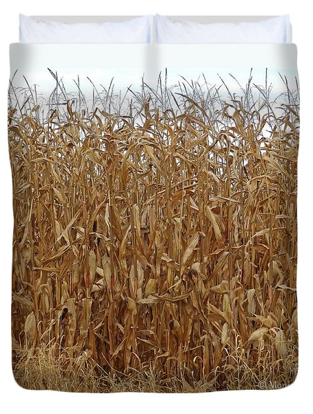 M Landscapes Fall Collection No. Lf57 Duvet Cover