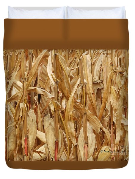 M Landscapes Fall Collection No. Lf59 Duvet Cover