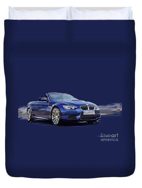 M3 Vert Duvet Cover