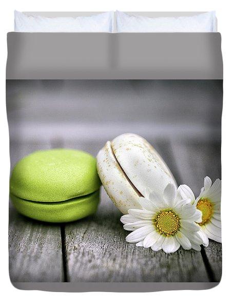 Macarons Duvet Cover