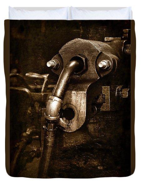 Machine Head 2 Duvet Cover