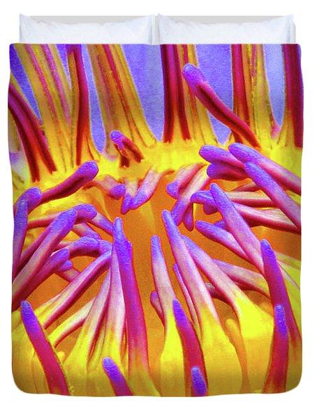 Macro's Lotus Duvet Cover