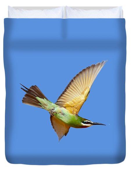 Madagascar Bee-eater T-shirt Duvet Cover