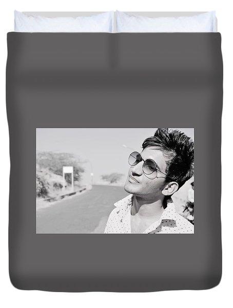 Madhusudan Bishnoi...... Duvet Cover by Madhusudan Bishnoi