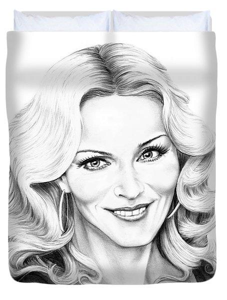 Madonna Duvet Cover by Murphy Elliott