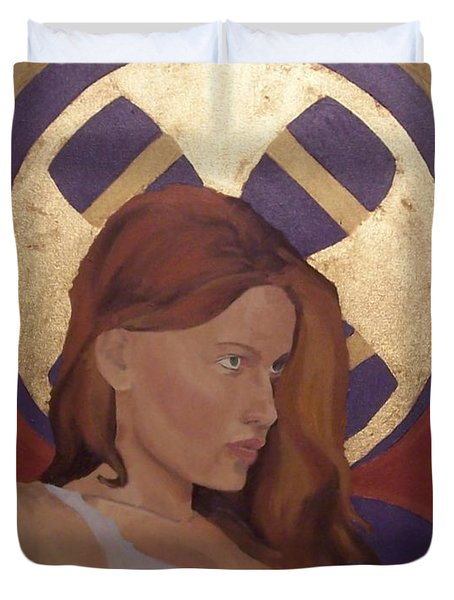 Magdalene Duvet Cover