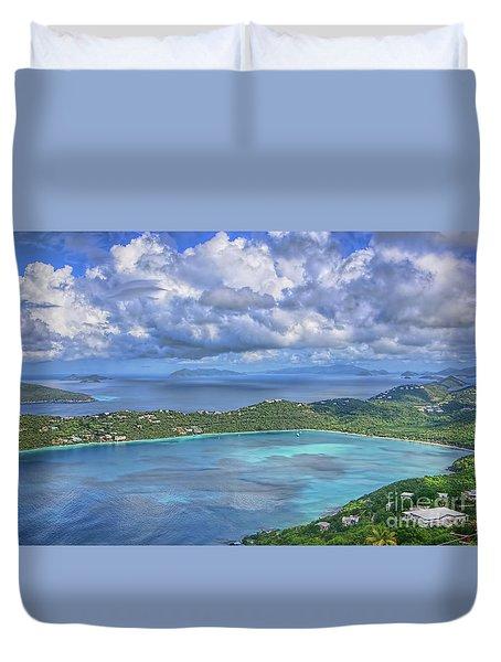 Magens Bay  Duvet Cover
