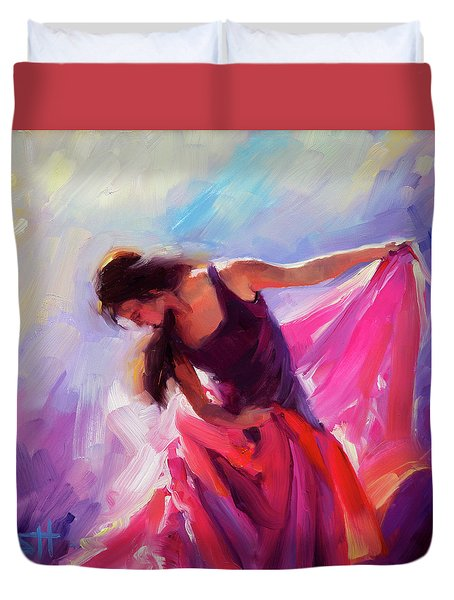 Magenta Duvet Cover
