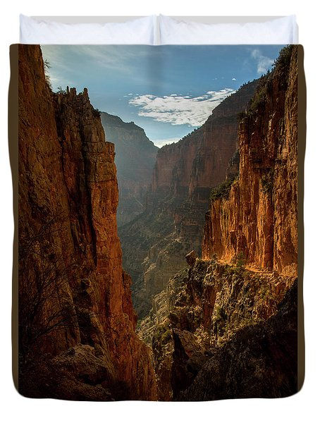 Magestic View Duvet Cover