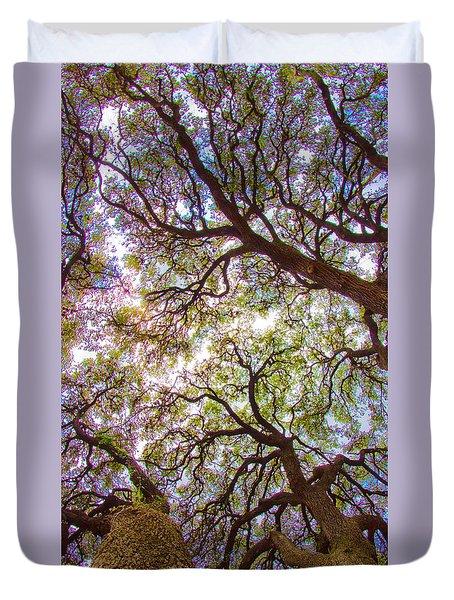 Magic Canopy Duvet Cover