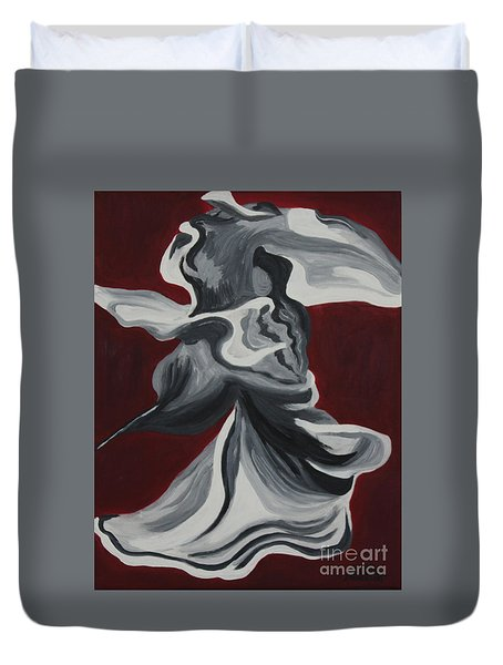 Magic Dance Duvet Cover