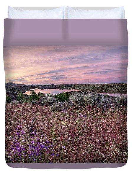 Magic Dawn Duvet Cover