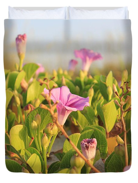 Magic Garden Duvet Cover