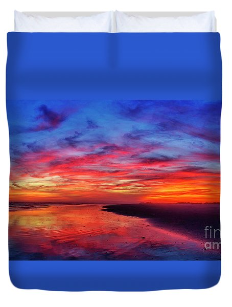 Magic Hour Duvet Cover