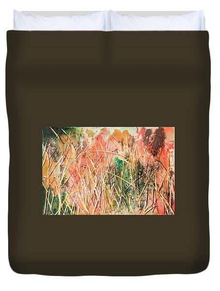 Magic Of Colors Duvet Cover