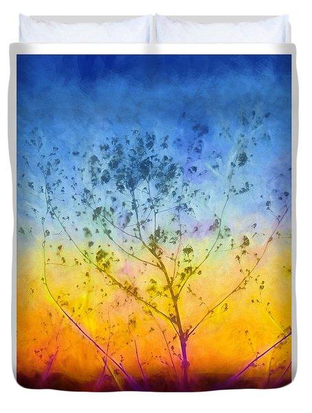 Magic Sunset Duvet Cover