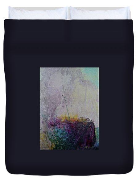 Magic Time Duvet Cover by Mary Sullivan