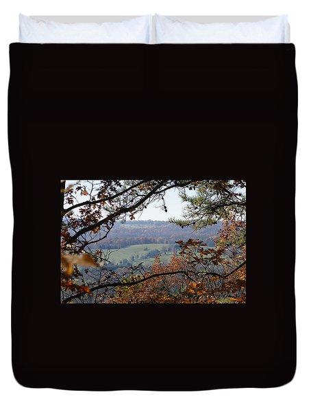 Magic Window Duvet Cover