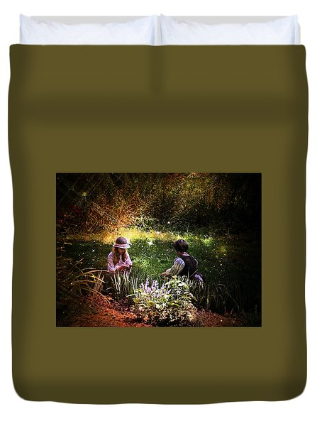 Magical Garden Duvet Cover
