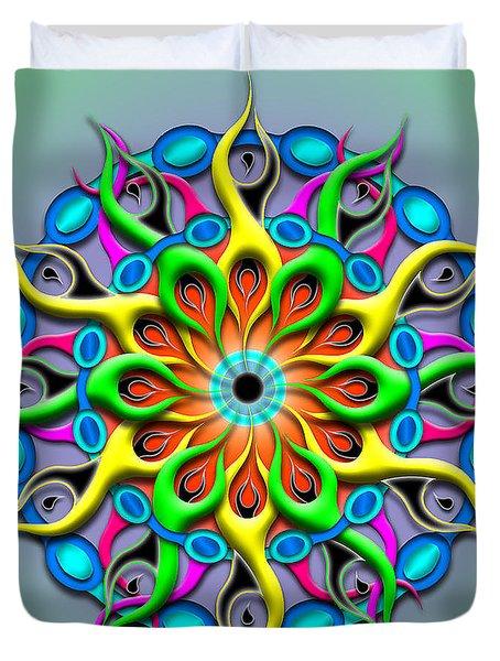 Magical Hypnosis Duvet Cover