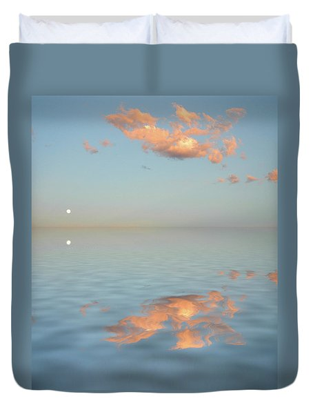 Magical Moment Duvet Cover by Jerry McElroy
