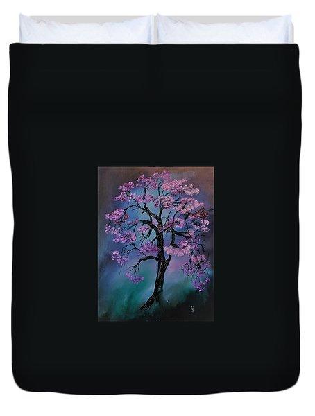 Magical Tree                  66 Duvet Cover
