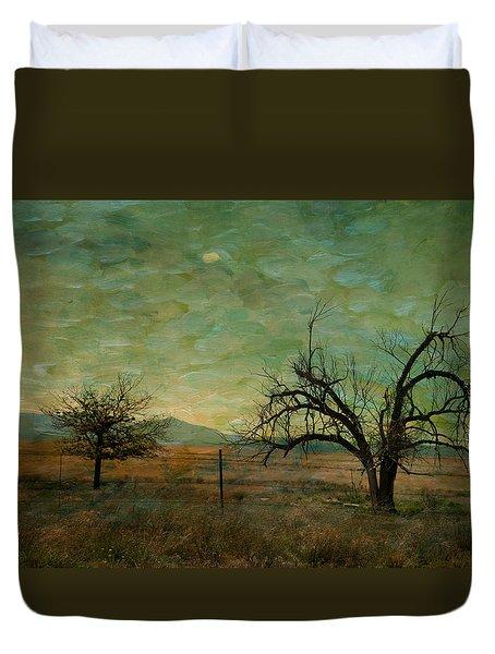 Magical Trees Duvet Cover